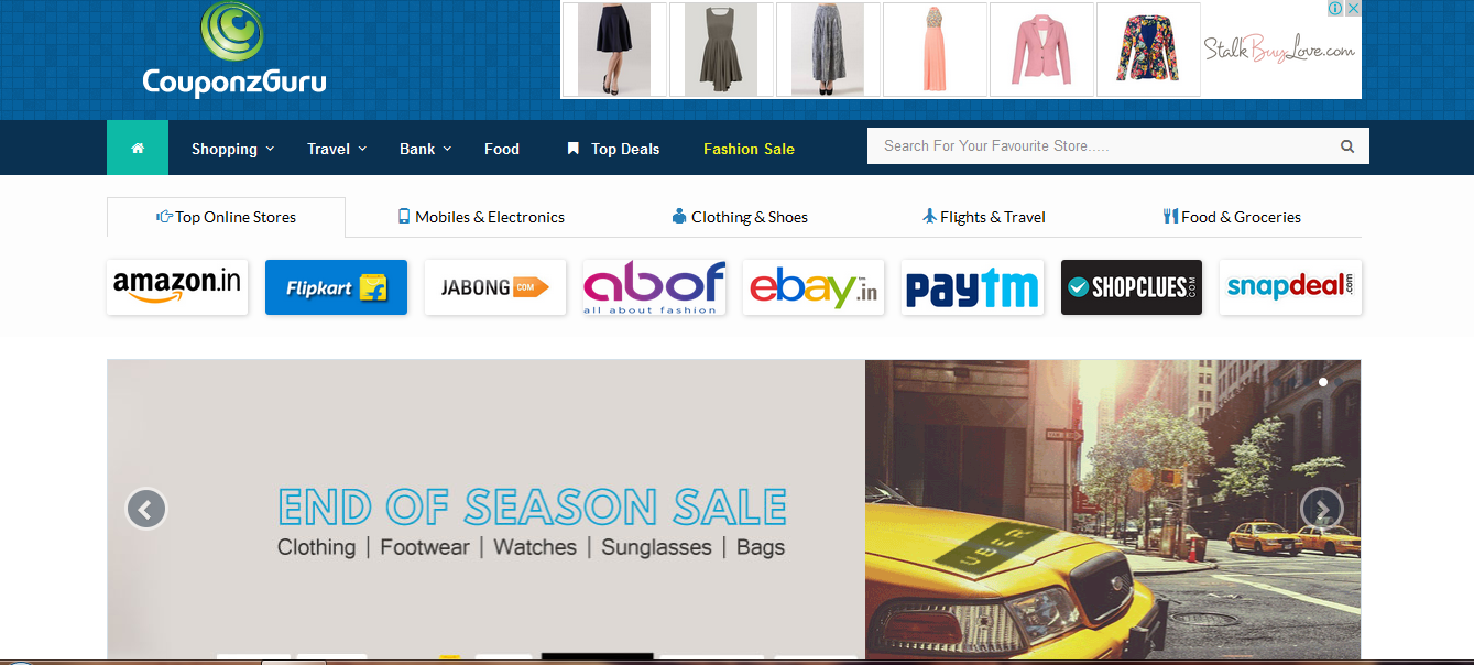 About cinemaflavour27.ml cinemaflavour27.ml was founded in November is India's No.1 Site For Best Coupons, Discount Codes, Online Deals & Cashback Offers website with the objective to help online shoppers to save money via discount codes, coupon codes and earn real money cashback.