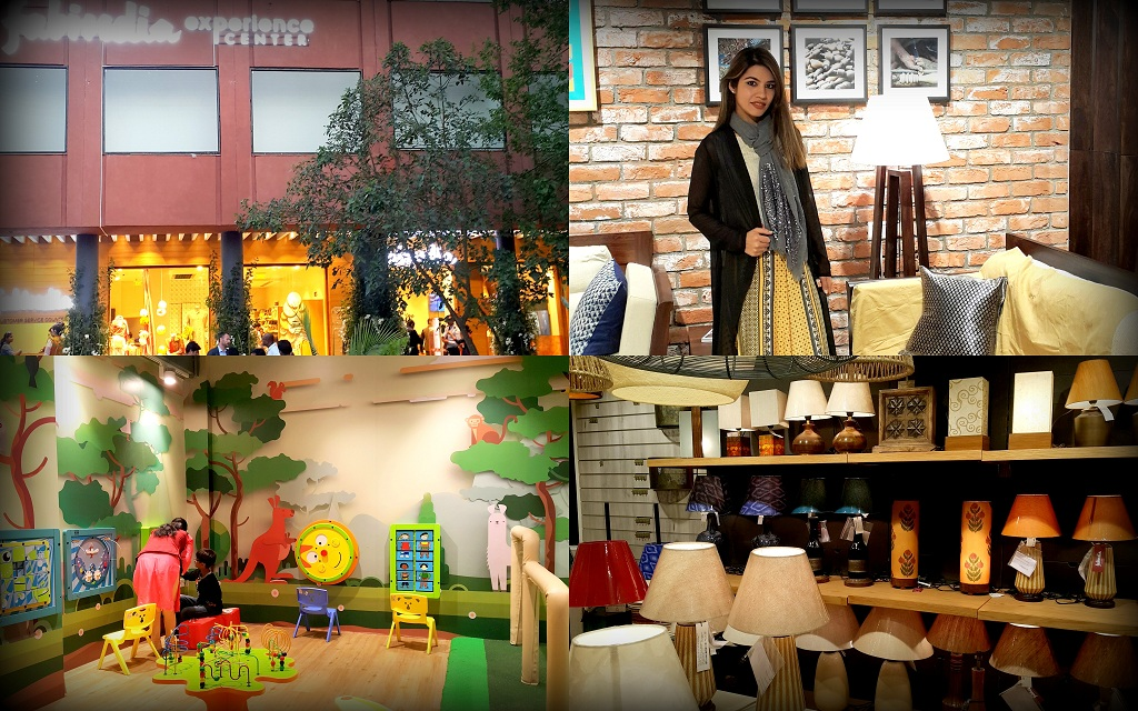 Fabindia experrience center, colossal closet, mommy blogger, shopping, Fabindia