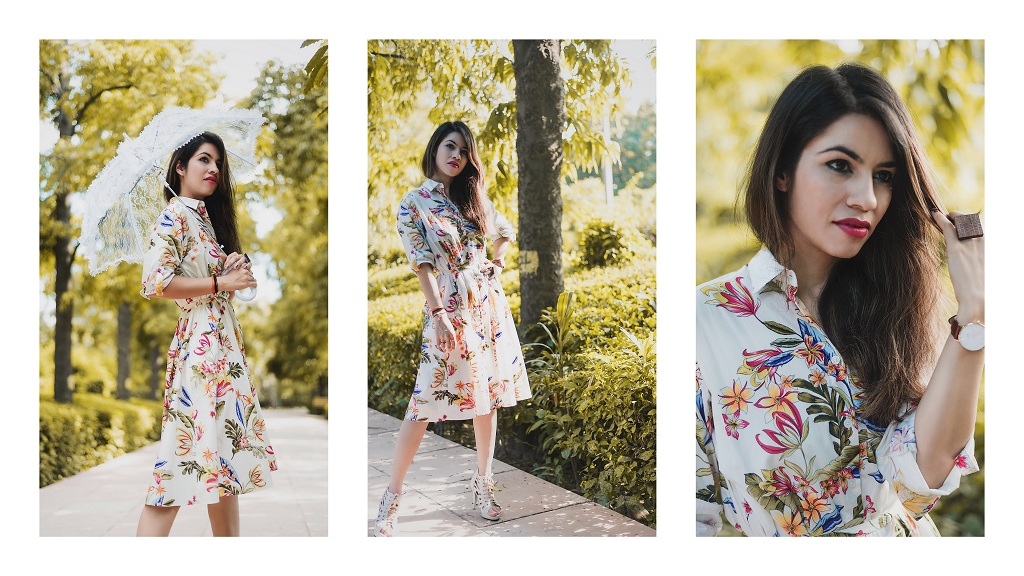 colossal closet, mansi wadhwa, under my umbrella, ootd, motivational, happy, zara, daniel wellington